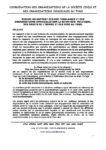 COORDINATION DES ORGANISATIONS DE LA SOCIETE CIVILE ET DES ORGANISATIONS SYNDICALES DU TOGO