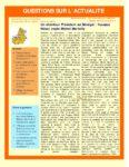 Un chanteur Président au Sénégal : Youssou Ndour copie Michel Martelly