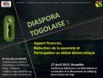 Conférence-débat : Pour une Refondation et Constitution d'un Mouvement de Lobbying pour la cause du Togo