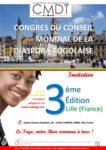 Affiche CMDT 3ème édition - Lille