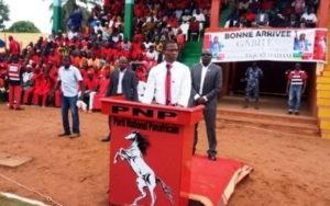 Tikpi Atchadam, Président du Parti National Panafricain Le pouvoir Togolais doit libérer les militants PNP et ne pas dissoudre le Parti PNP